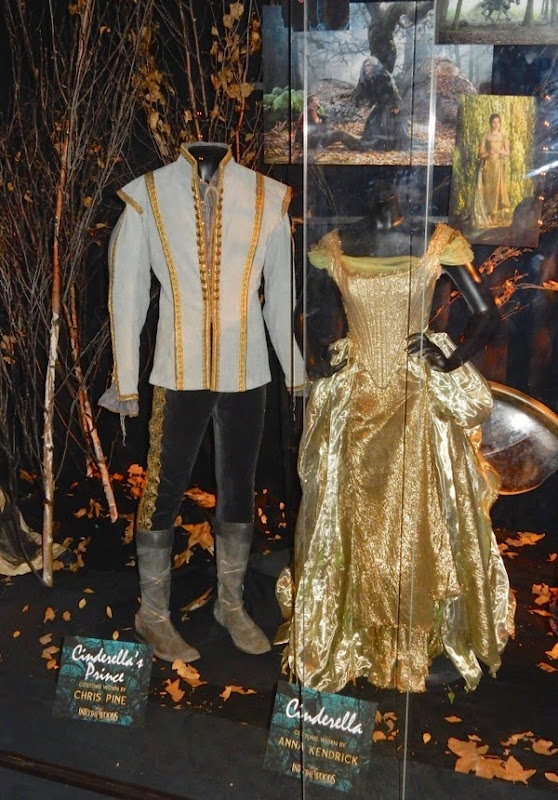 Prince Charming Cinderella Into the Woods movie costumes