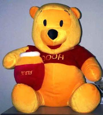 Boneka Winnie the Pooh Lucu dan Imut