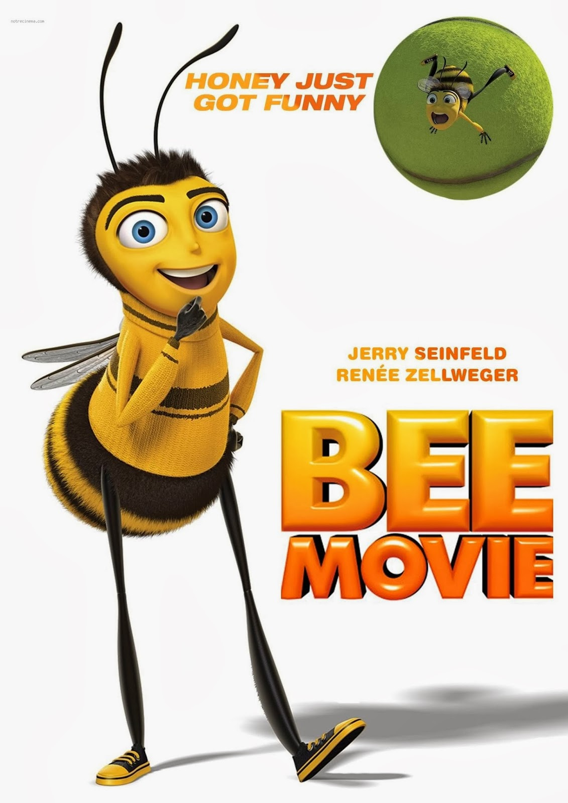 Bee Movie Poster Images & Pictures - Becuo Ed Westwick