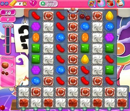 Candy Crush Saga 661