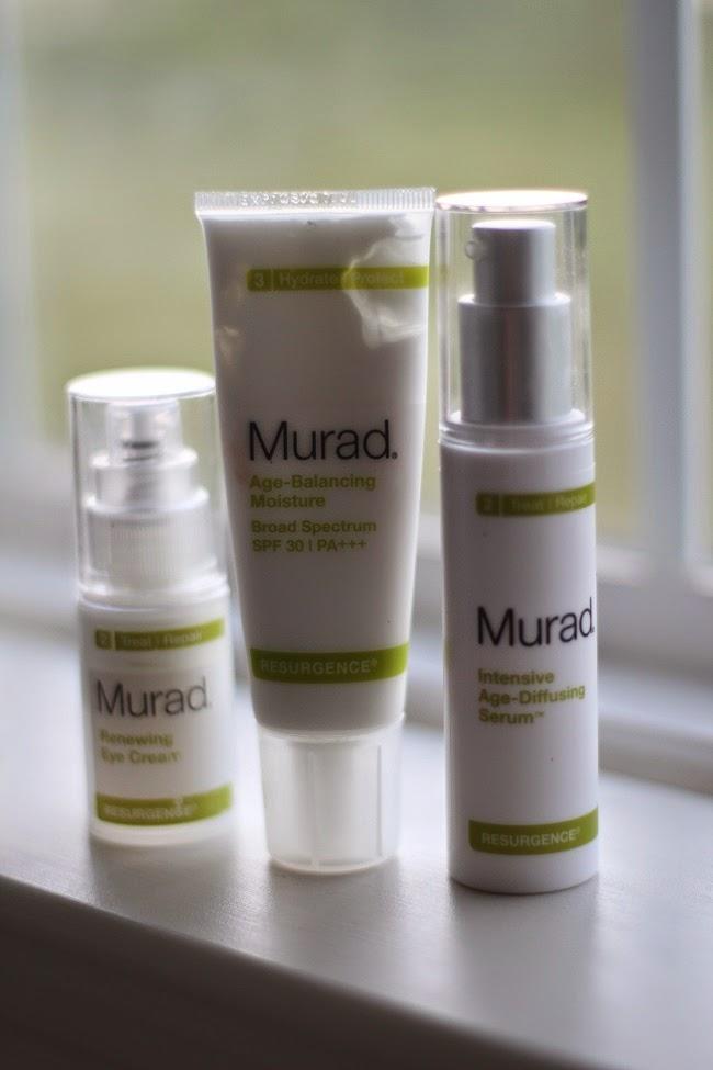 murad age-balancing moisurizer