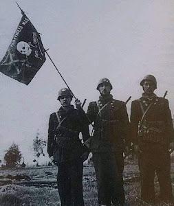 Il Labaro del Barbarigo a Nettuno nei primi mesi del 1944