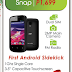 Cherry Mobile Snap — Cheap Android Phone at Php1,699