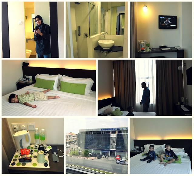 trip kuching