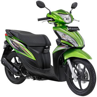 green Honda Spacy