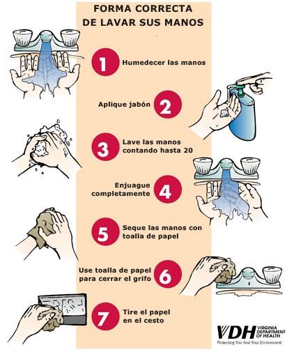 Triptico De Higiene Personal | apexwallpapers.com