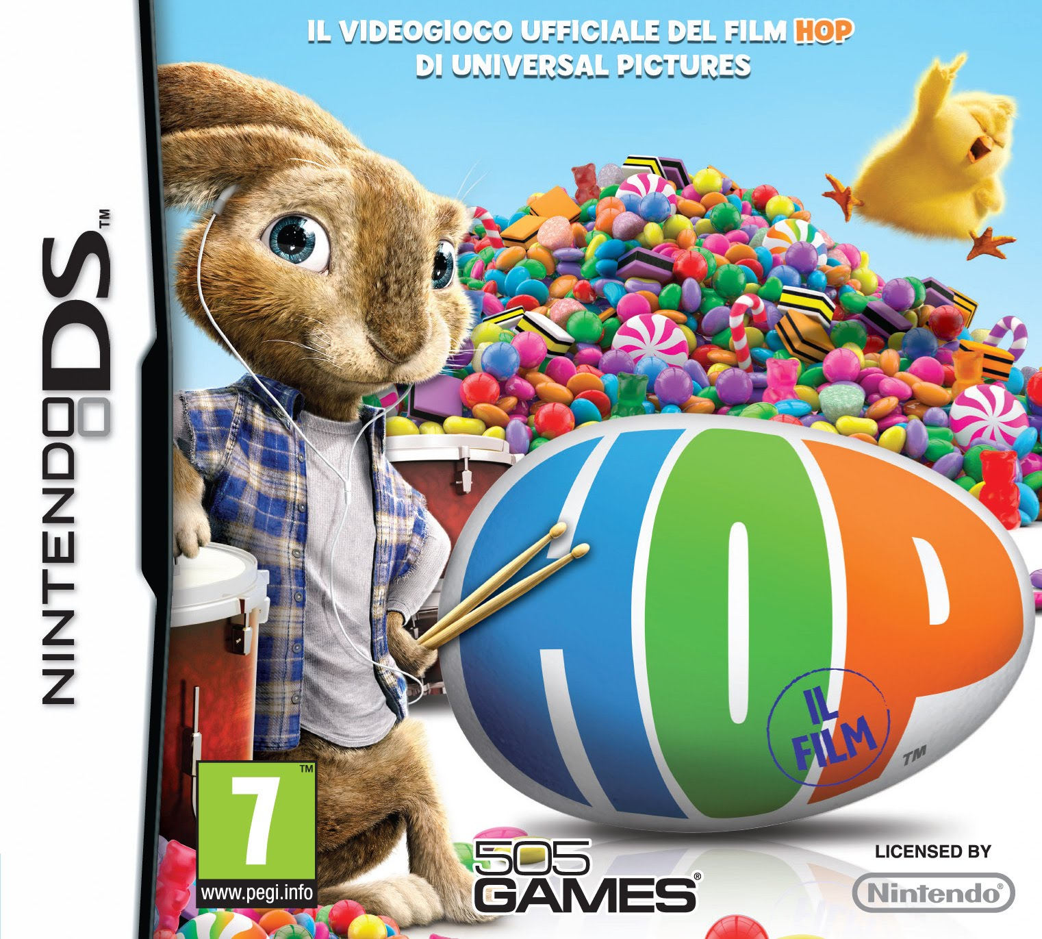 Hop: The Movie Game