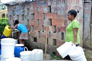 Falta de agua deteriora calidad de vida comunidades Yamasá