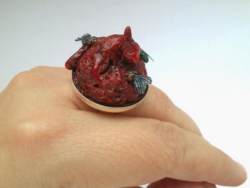 ring, poo, kupa, pierścień