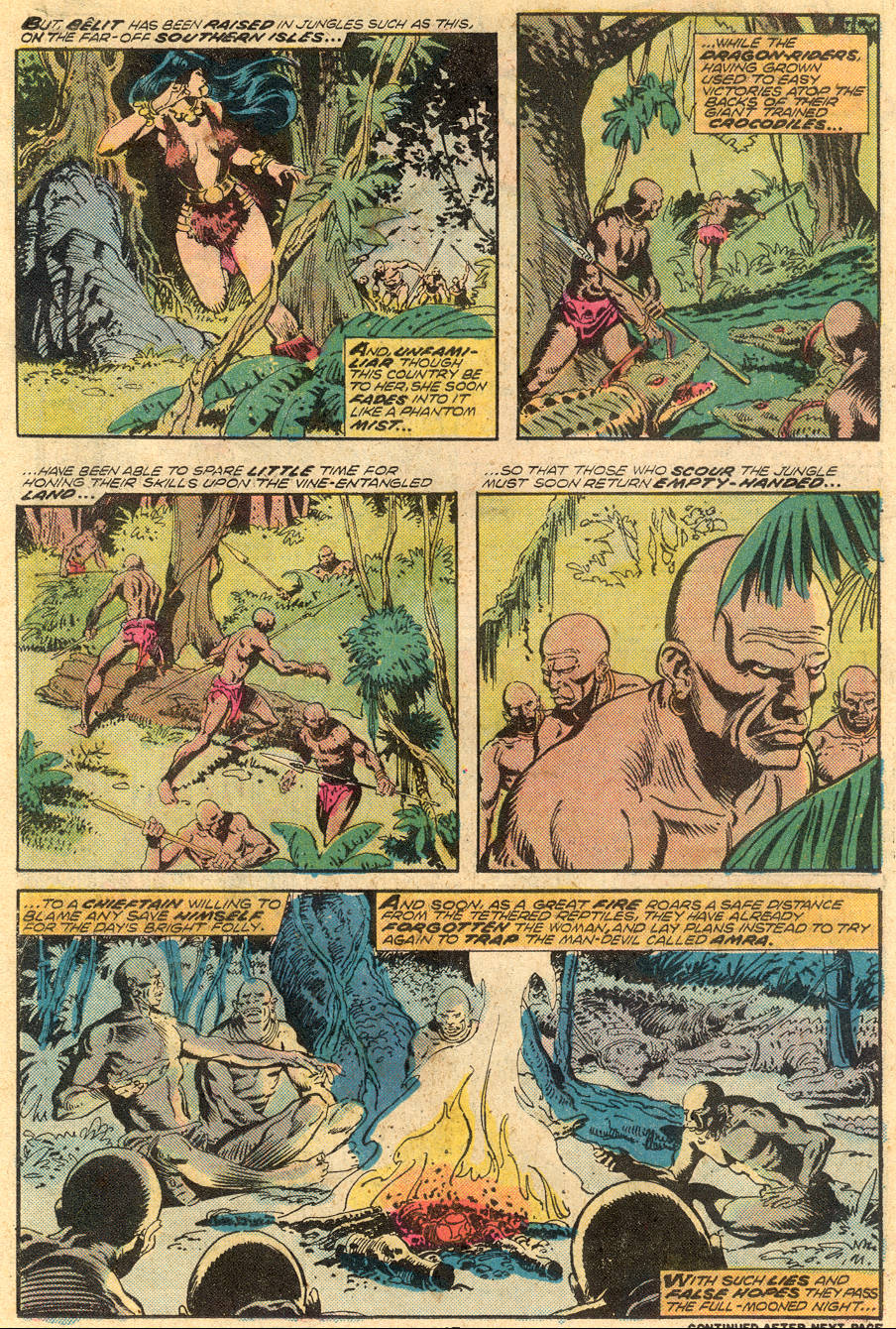 Conan the Barbarian (1970) Issue #61 #73 - English 11