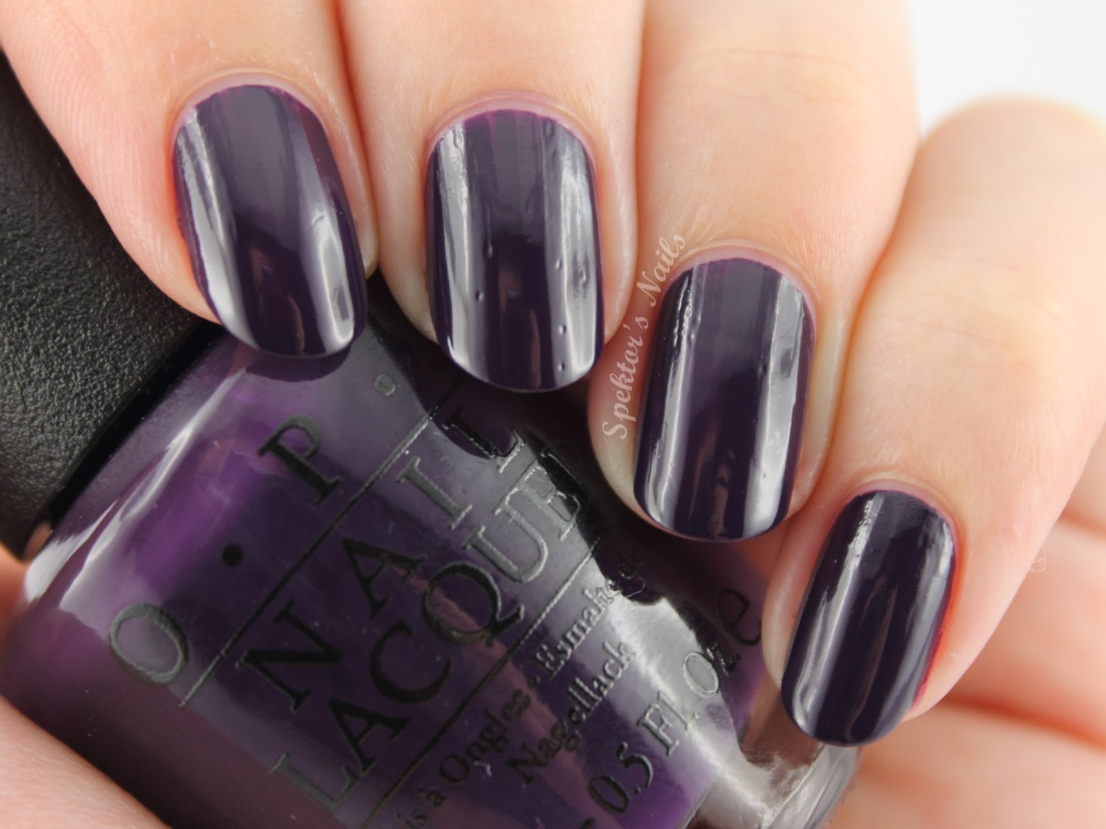 OPI Nordic Viking In A Vinter Vonderland