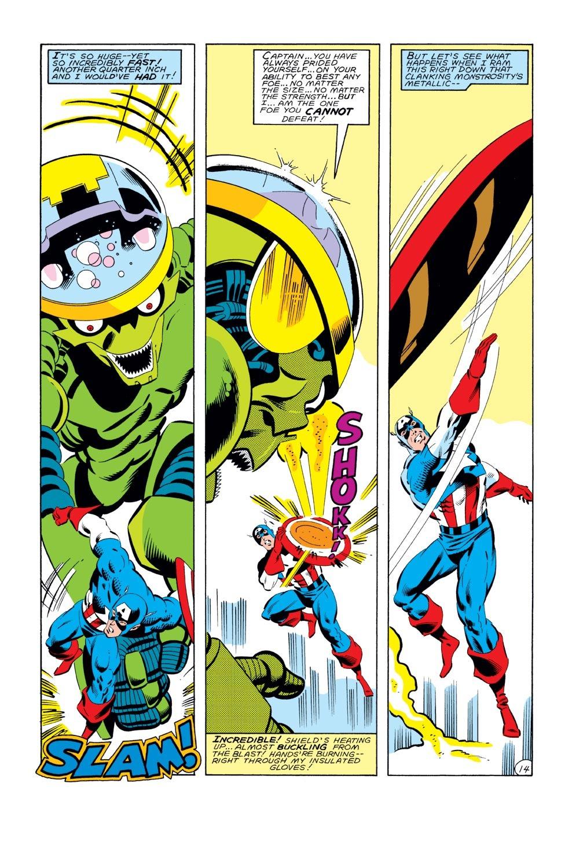 Captain America (1968) Issue #289 #205 - English 15