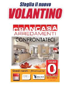 Grancasa vicenza volantino catalogo offerte for Grancasa arredamenti desenzano