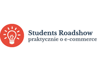 Logo konkursu Students Roadshow