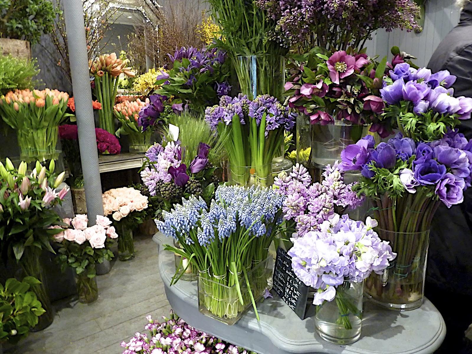 Manon 21 des lettres des fleurs et de la po sie for Fleurs fleuriste