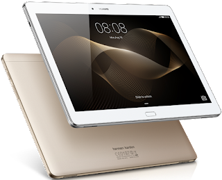 Spesifikasi Tablet Huawei MediaPad M2 10