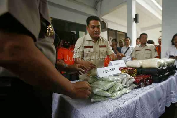Anggota Polri Yang Terlibat Kasus Narkoba Terus Meningkat