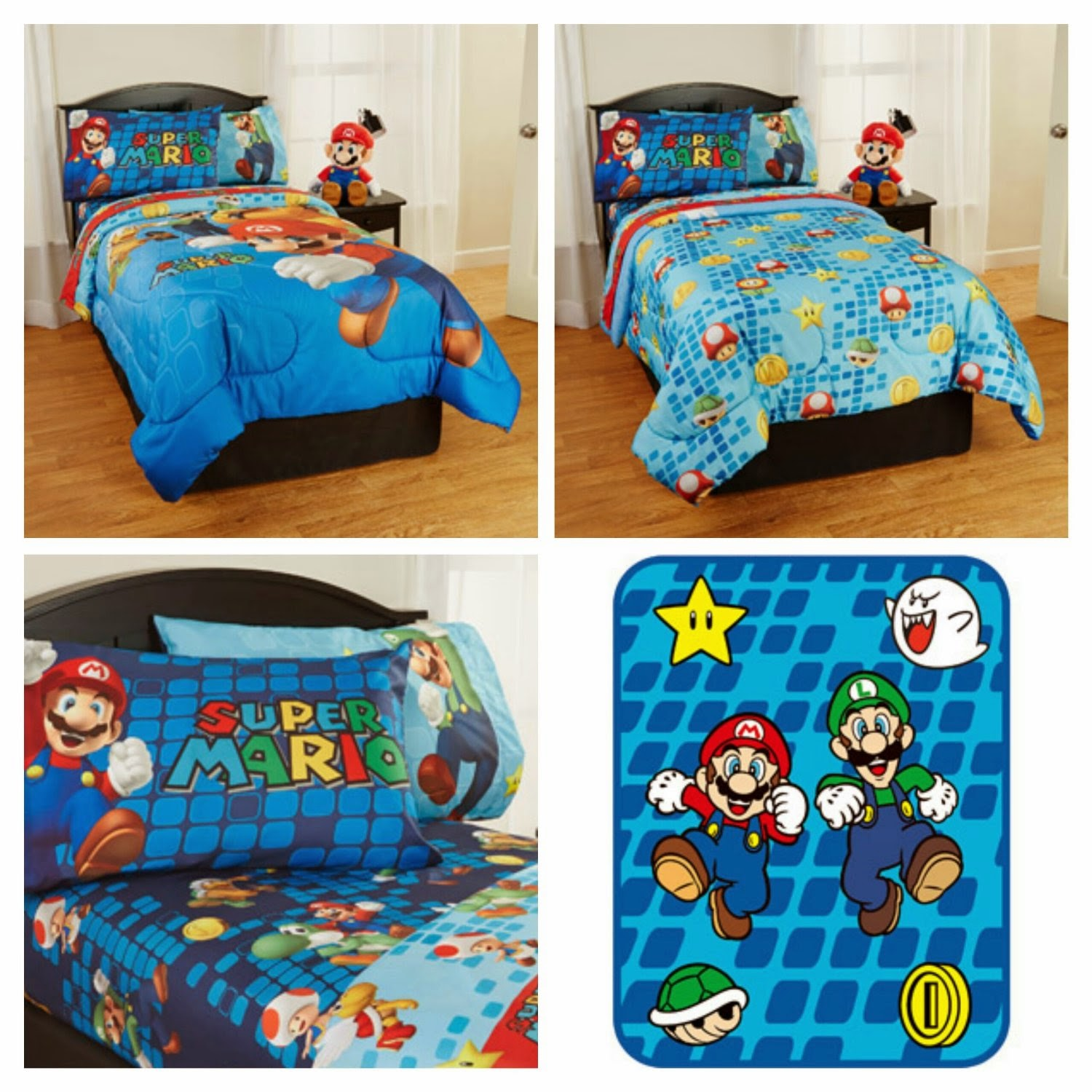 Mini bedrooms for kids and adults cheap super mario for Super cheap bedroom sets