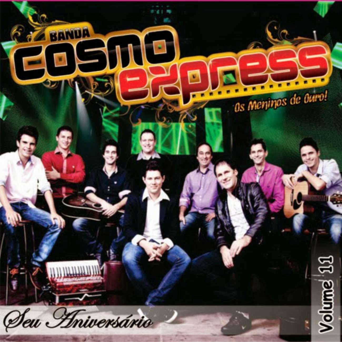 Cosmo Express - Vol. 11 - Seu Aniversário