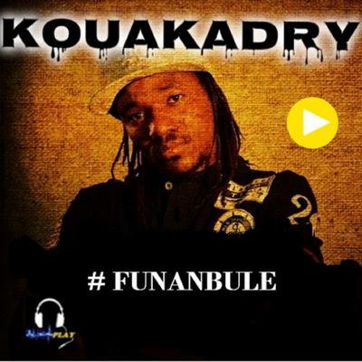 Kouakadry - Funambule (2015)