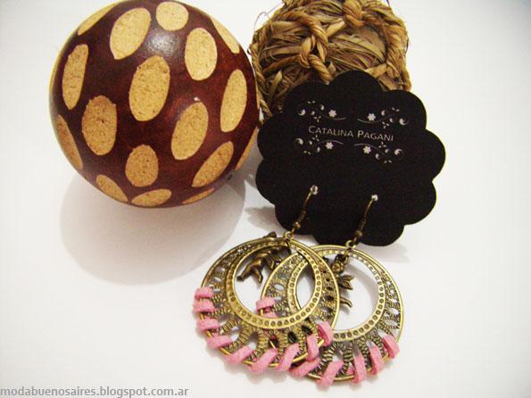 Catalina Pagani accesorios otoño invierno 2013