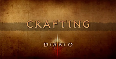 Diablo 3 crafting 1.07
