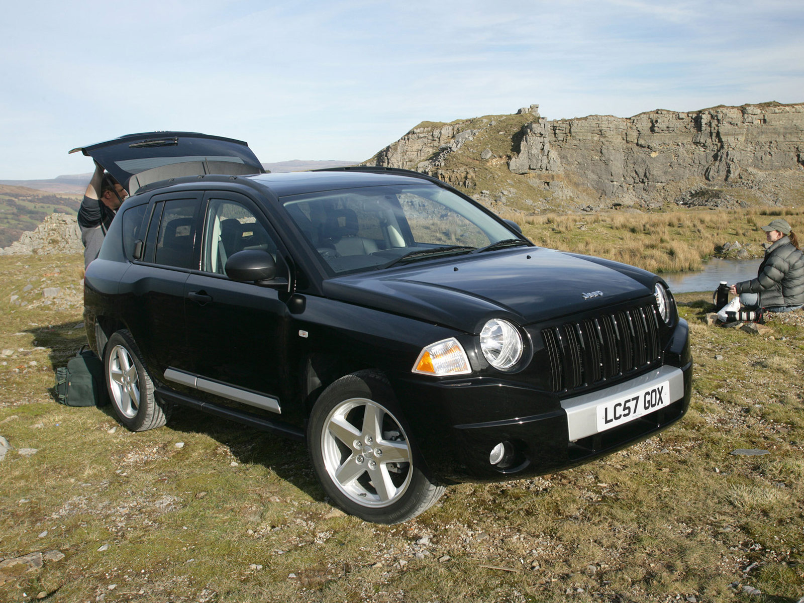 2007 jeep compass uk version pictures. Black Bedroom Furniture Sets. Home Design Ideas