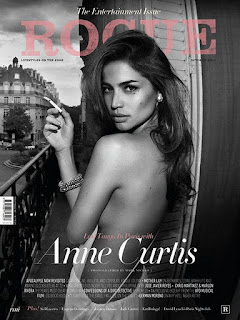 anne curtis smoking