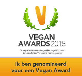 Vegan Awards 2015