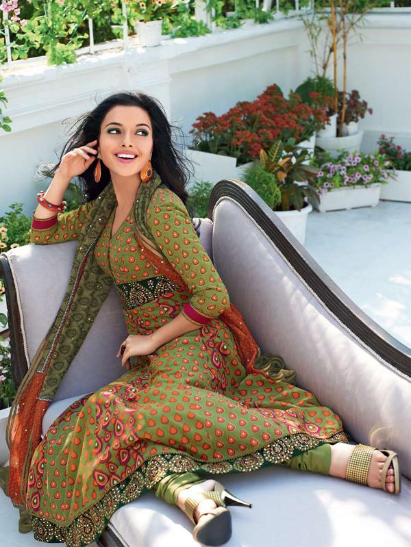 Beautiful Pakistani Dress Collection 2012