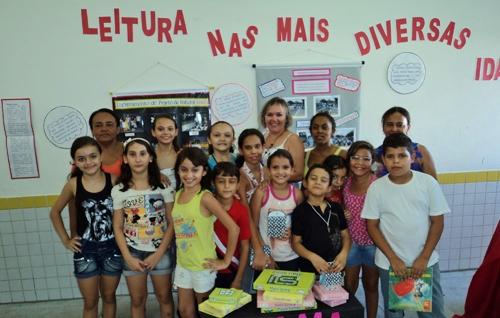 Projetos do RN são finalistas do Prêmio Vivaleitura 2012