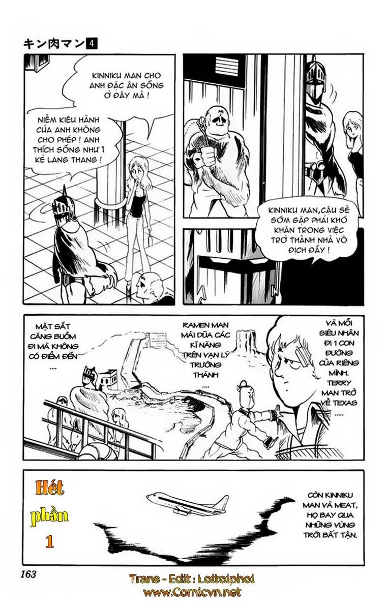 Kinniku Man Chap 51 - Next Chap 52