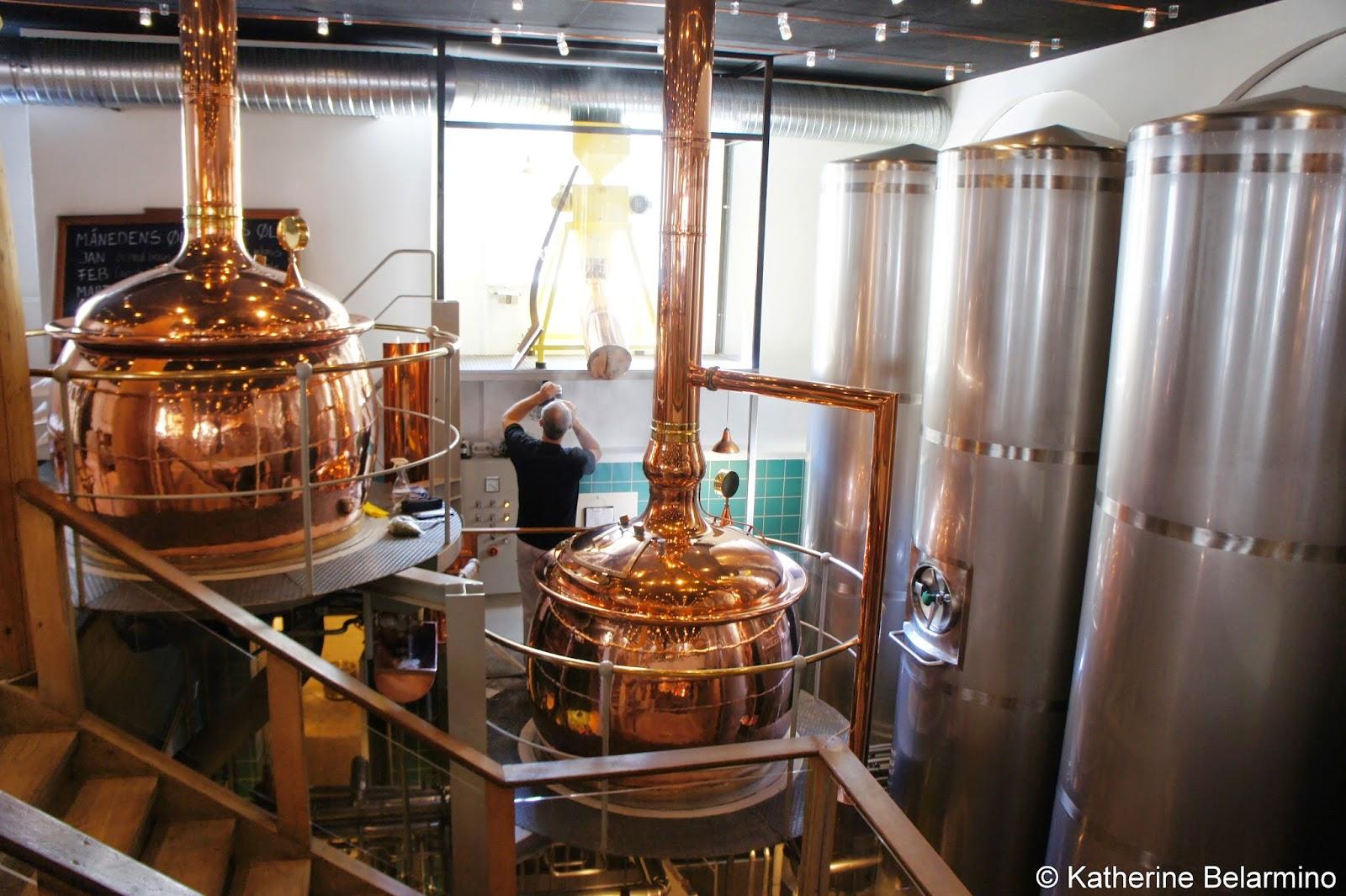 Sct. Clemens Brewery Aarhus Denmark