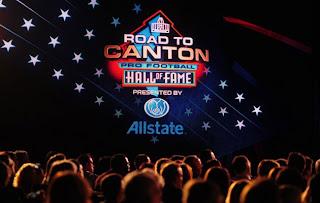 Live Hall Of Fame Game NFL