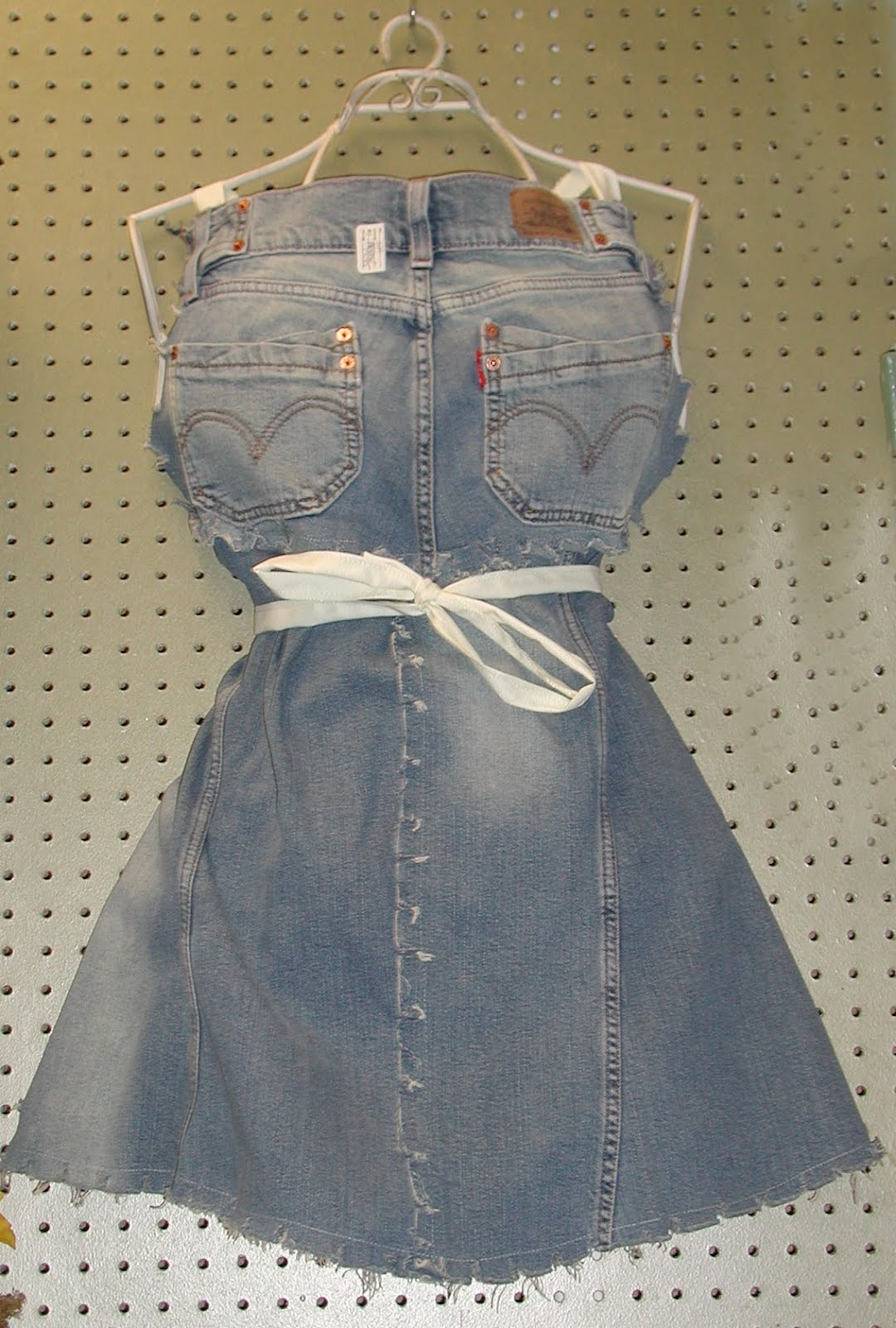 Ways to recycle old jeans - Ways To Reuse Old Denim 42 11