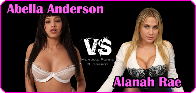 Abella Anderson Alanah Rae