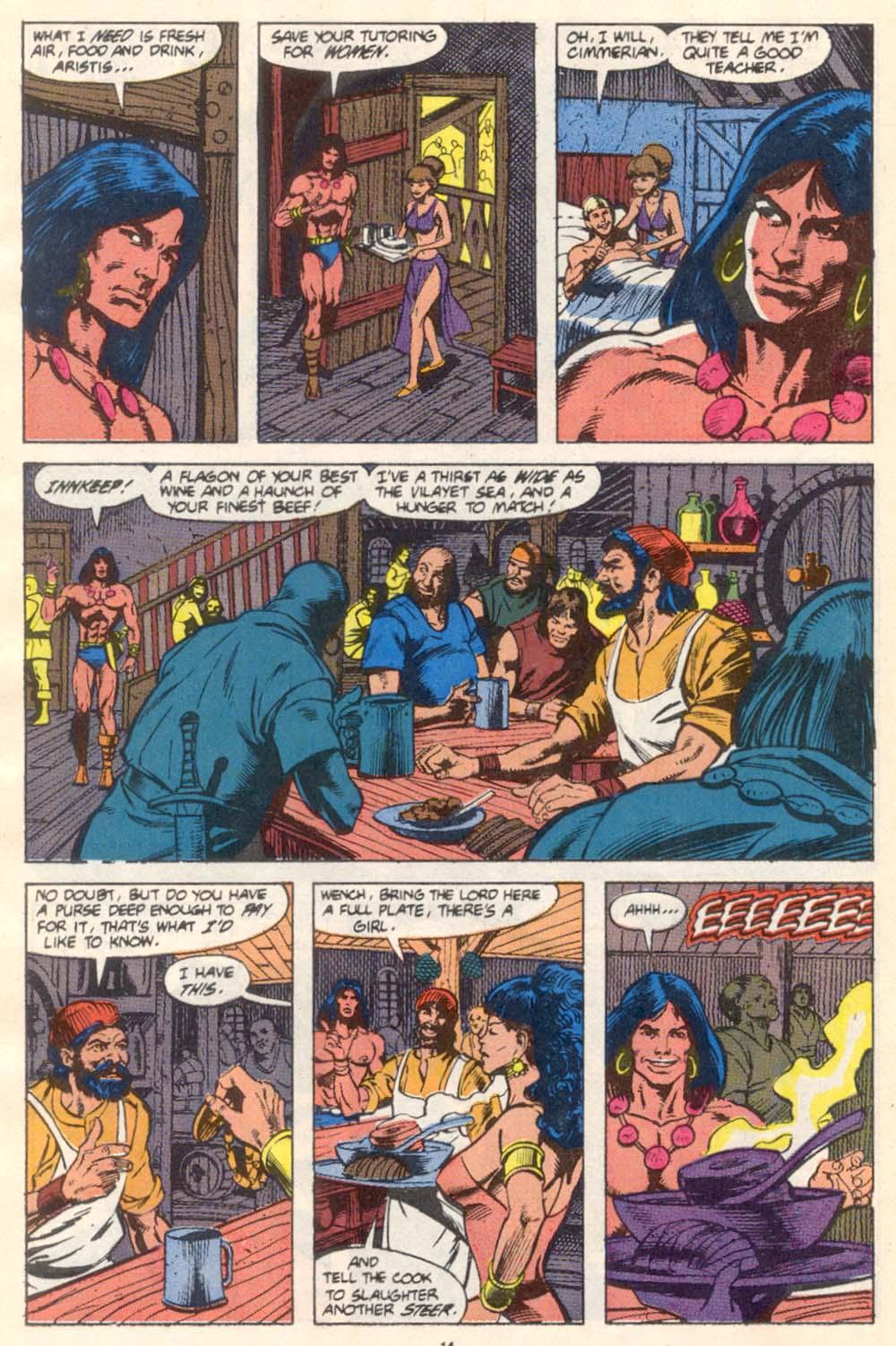 Conan the Barbarian (1970) Issue #227 #239 - English 11