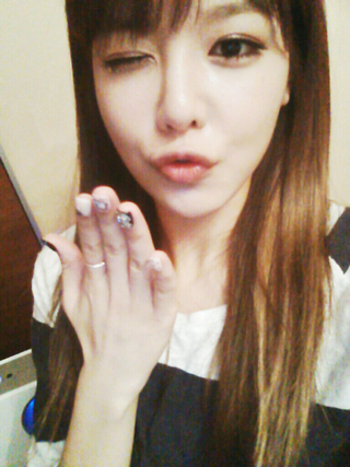 Sooyoung SNSD Selca Cantik