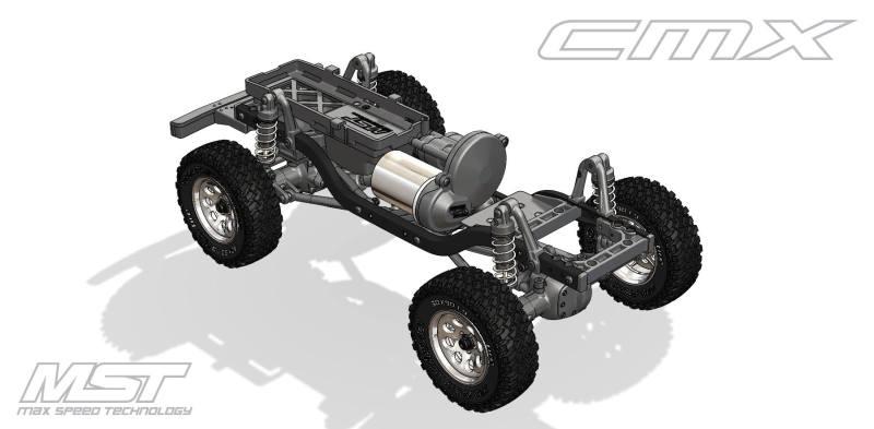 [nouveauté à venir] Max Speed Technology CMX O0800039313419351580