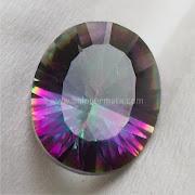 Batu Permata Mystic Quartz -SP927