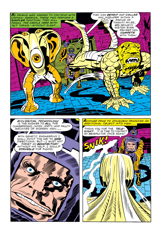Captain America (1968) Issue #210 #124 - English 15