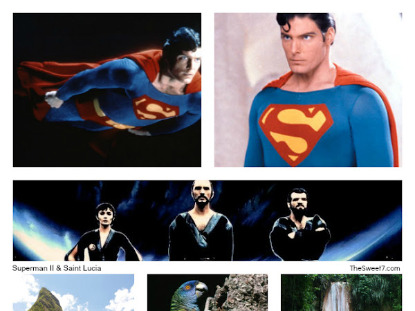 Superman II & Saint Lucia