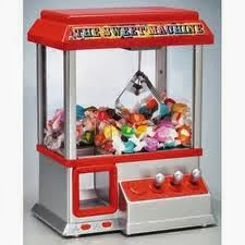 Toy Sweet Machine