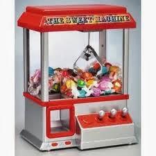 Toy Sweet Machine