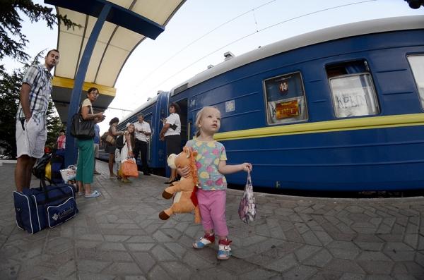 Власти Крыма предложили отменить поезд Москва-Симферополь