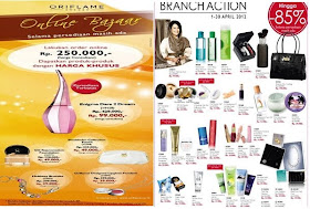 Branch Action-Oriflame Bazar