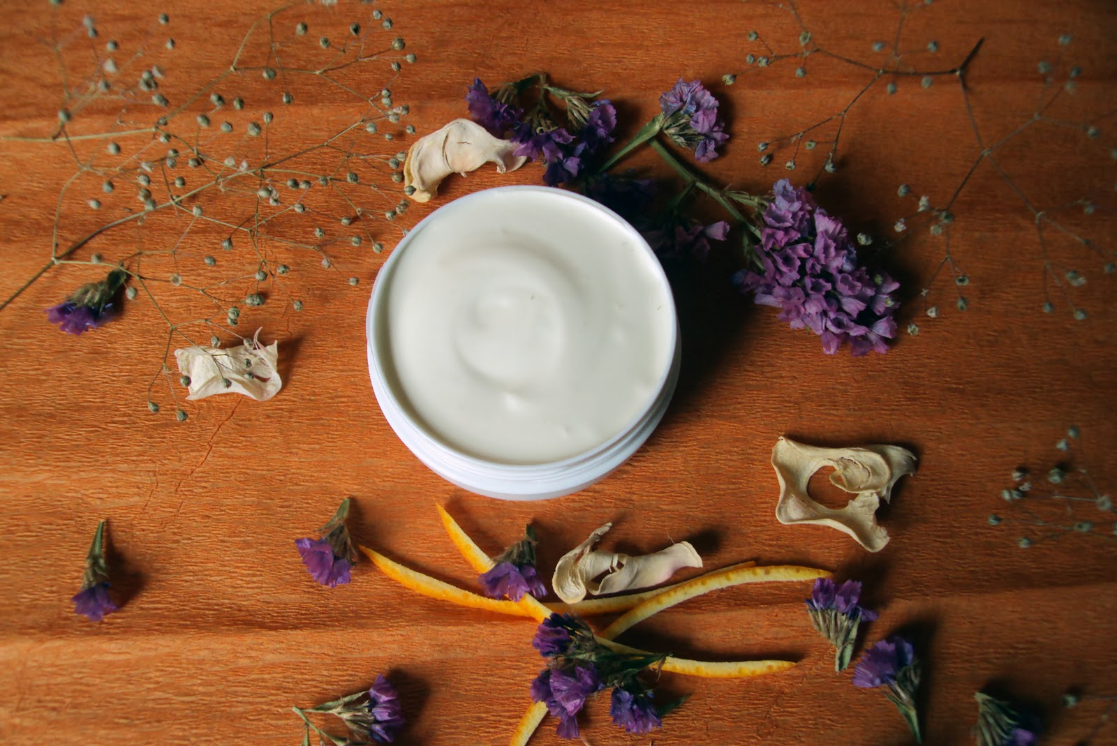 Crema de fata naturala - ten normal, uscat