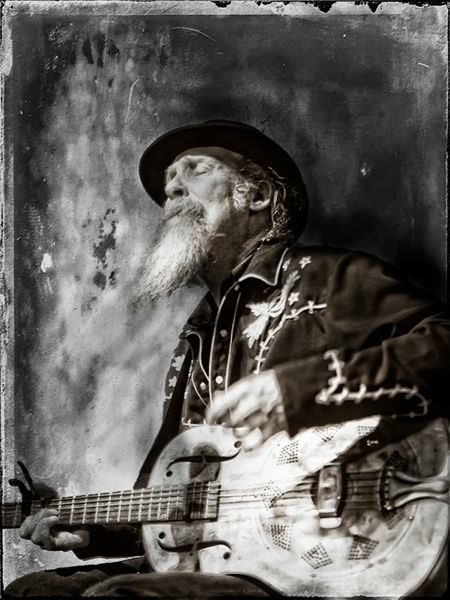 Doc MacLean, blues vagabond PIC