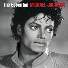 The Essential Michael Jackson album cover