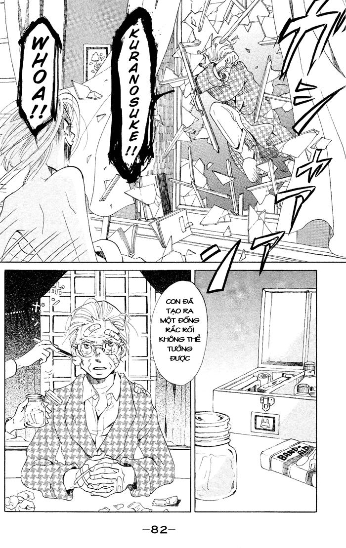 Kuragehime chap 37 - Trang 18